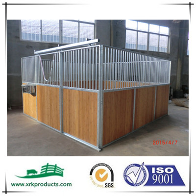 hot dipped galvanized horse stalls