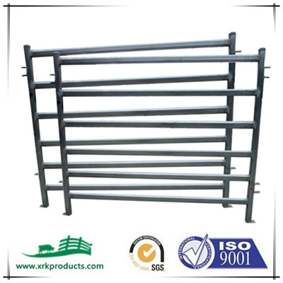 2.1x1.8m galvanized horse yard panel